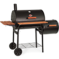 Char-Griller E1224 Smokin Pro 830 Square Inch Charcoal